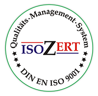 ISO Zert - Qualitäts Management System